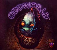 Oddworld abe cover