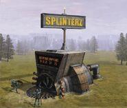 Splinterz Tree Recycler