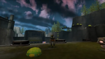 Oddworld chamber factory