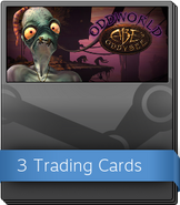 Oddworld Abe's Oddysee Booster Pack