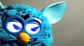 Angry Furby