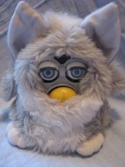 Furby fake foobie