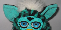Furby 1998- Ocean Ripples