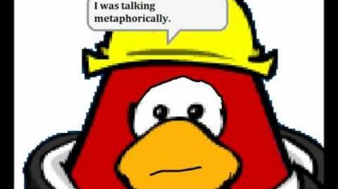 Club Penguin: Short Jokes