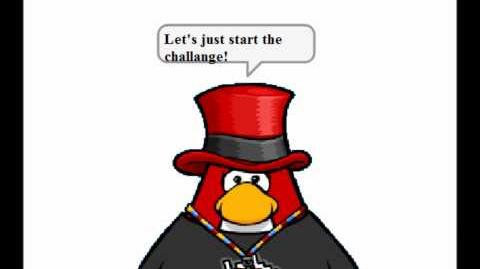 Club Penguin Reality Episode 1 (To Have or not to Have Talent)