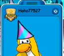 Club Penguin: Fake Playercards