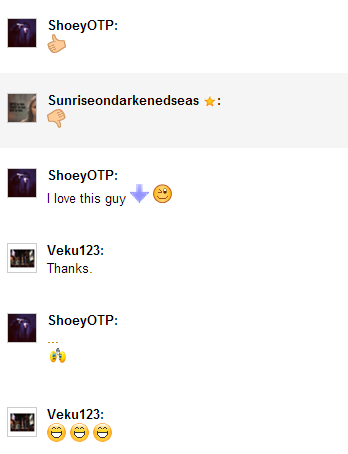 Shan loves Tim