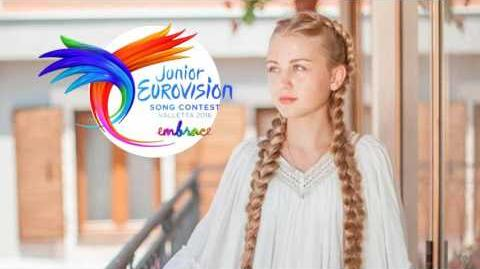 JESC 2016 Russia Sofya Fisenko - Zhivaya Voda STUDIO VERSION