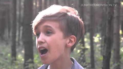 Mikhail Smirnov - Russia - 2015 Junior Eurovision Song Contest