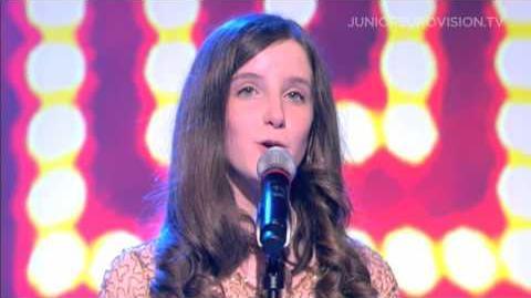 Aimee Banks - Réalta na Mara - Ireland - 2015 Junior Eurovision Song Contest