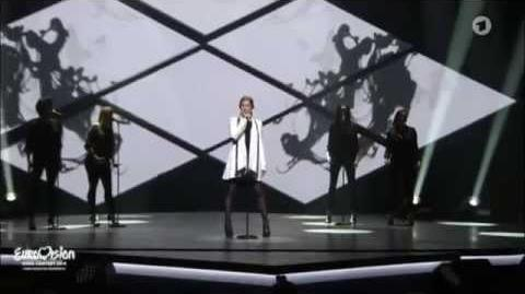 Ann Sophie - Black Smoke (Eurovision 2015 Germany)