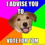 Vote for Dog