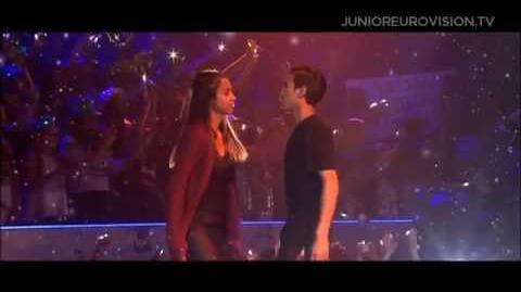 Shalisa - Million Lights - The Netherlands - 2015 Junior Eurovision Song Contest