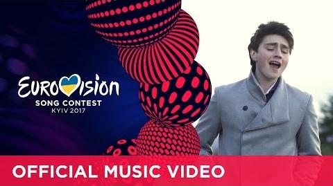 Brendan Murray - Dying To Try (Ireland) Eurovision 2017 - Official Music Video