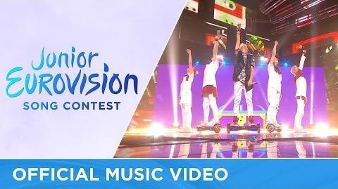 Alexander Minyonok - Musyka Moih Pobed (Музыка моих побед) (Belarus) Junior Eurovision 2016