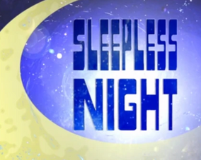 Sleepless Night Title
