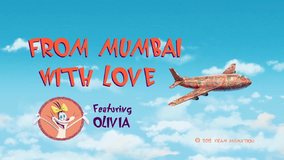 From mumbai with love cover