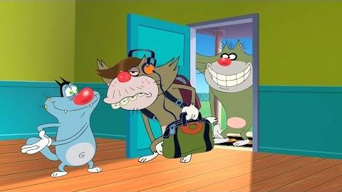 Oggy and the Cockroaches - Jack's Nephew (S04E24) Full Episode in HD