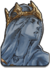 LuCT PSP Female Necromancer Portrait