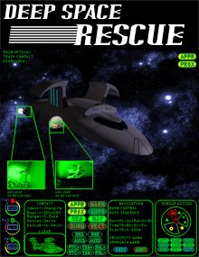 Deep Space Rescue cover