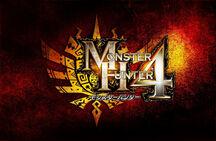 Monster- hunter 4 logo