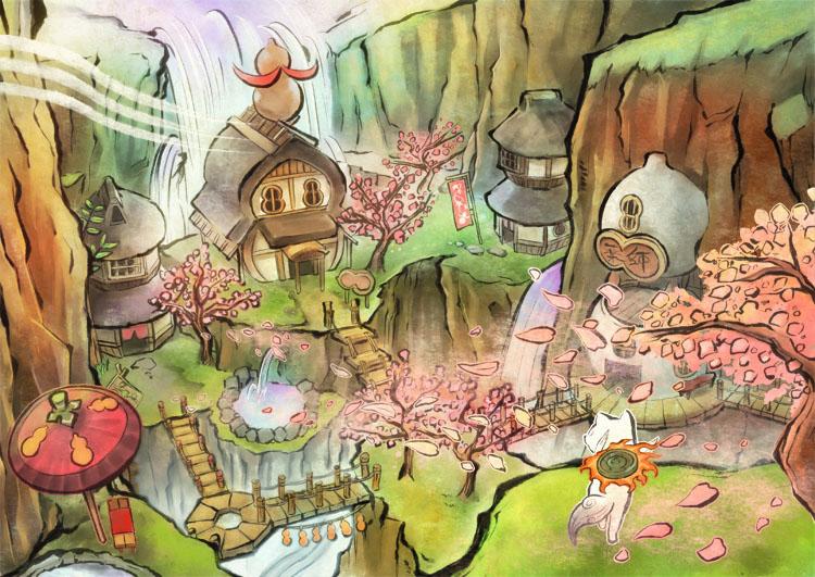 okami map - photo #16