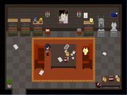 Somewhat Strange Mogeko's Room