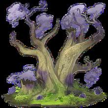Purple Sacred Tree 1