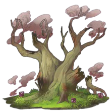 Red Sacred Tree 1