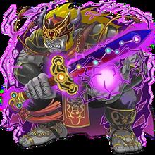 Golden Horned King (Inner)