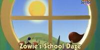 Zowie's School Daze