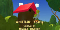 Whistlin' Zowie
