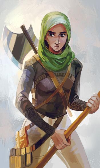 Resultado de imagen para samirah al-abbas