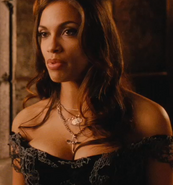 Rosario Dawson as Persephone