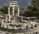 The Oracle of Delphi (Location)