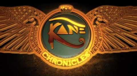 The Kane Chronicles, Book One The Red Pyramid