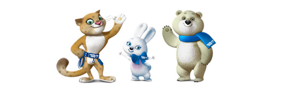 2014 Winter Olympic mascots chosen | Family Ski News |Winter Olympics 2014 Mascot Names