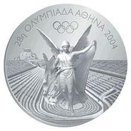 Athens 2004 Silver