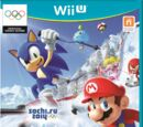 Mario & Sonic at the Sochi Winter Games