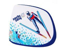 Sochi ski jumping logo