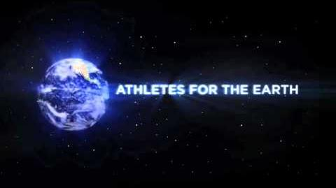 Athletes for the Earth - Twelve World Class Athletes on Being Green