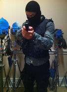 OHF- Steve Kim in commando gear