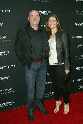 File:OHF premiere Trevor Morris with guest.jpg