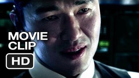 Olympus Has Fallen Movie CLIP - Hey Axxhole (2013) - Morgan Freeman Movie HD