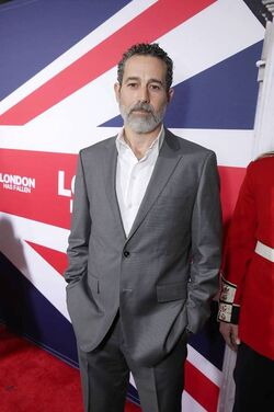 Waleed Zuaiter - L.A. premiere of London Has Fallen