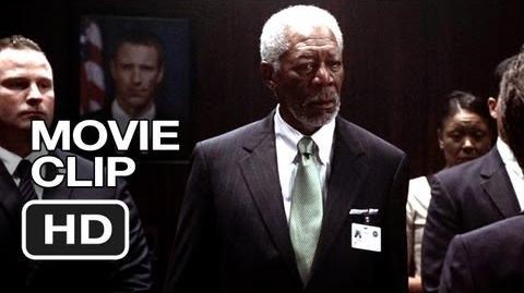 Olympus Has Fallen Movie CLIP - Acting President (2013) - Morgan Freeman Movie HD