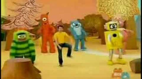 Yo Gabba Gabba Ultimate Dance Party