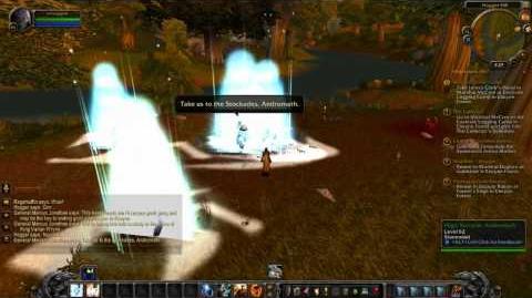 Cataclysm Beta - Elwynn Forest Overview