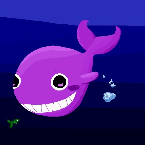 Purplewhale