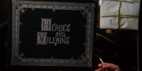 Heroes and Villains (Book)